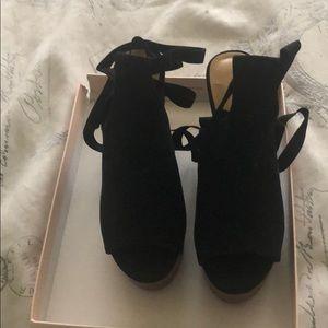 Wedge Gilina 9.5 sandals